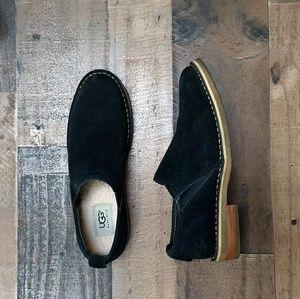 UGG black sneakers